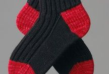 Knitted Socks / Great knitting patterns for cosy and pretty knitted socks