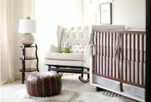 NURSERY / Nursery design ideas & inspiration with the elegant, eclectic and essentialist look I love. See my own home & client design work here >> bit.ly/2mOd9wQ