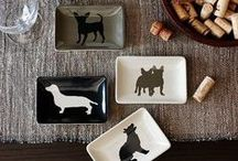 Dog Theme Home Decor / What's better than decorating your house with lots of dog themed decor?