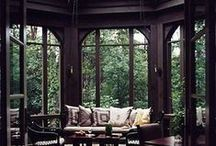 For the Home ~ Windows / Great windows are so inviting!