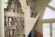 For the Home ~ Bookshelves / Books in the home tell a great deal about the people who live there ~ they deserve a lovely home of their own!