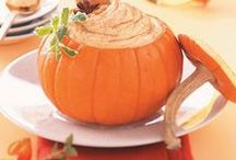Recipes I Gotta Try ~ Pumpkin! / I love almost anything pumpkin ~ so these are definitely worth trying!
