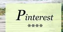 Pinterest for business and blogging / Pinterest tips for business and blogging.  I absolutely love Pinterest and these tips will help you to make sure you get the most out of twitter for your business or blog.