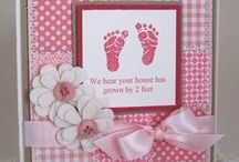 Greeting Cards ~ Baby