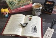 Books & the Joy of Reading / by Shellie K
