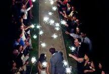 Weddings ~ Unique Wedding Ideas