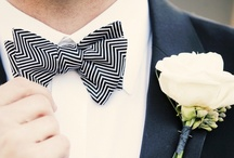 Gay Weddings - the boys get suited up! / The gay couples we have married have chosen their wedding wear from beach-themed to formal - here's some great ideas for the guys to get suited up!