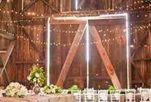 Weddings - Rustic