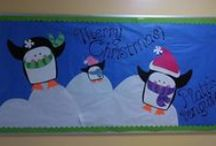 Bulletin Board Ideas / Creative bulletin bulletin ideas, themes, designs, and decorations for teachers. Find fun and unique ideas for every holiday, season, and special occasion throughout the year!  Find even more bulletin board ideas here: mpmschoolsupplies.com/ideas/bulletin-board-ideas/