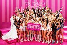 Victoria's Secret models - runway