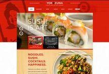 WebDesign sushi