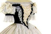 Historická móda / Móda od počátků odívání do roku 1918