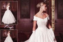 Svatba / Vše kolem svatby - šaty, boty, šperky, účesy, kytice