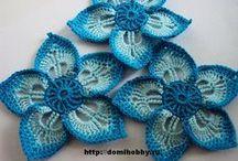 Crochet I love / Hekling til inspirasjon eller oppskrift, ting jeg ønsker å prøve.