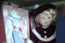 Porcelain Dolls Collection / Porecelain dolls we have collected over the years