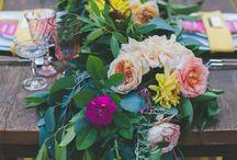 Colorful Wedding/ Bunte Hochzeit