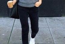 I love minimalist fashion