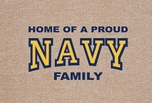 Navy; it's our life! / My hubby is in the Navy!  We live the Navy life & I love it!