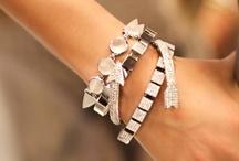 Favorite Jewelry / Love jewelry! Sterling Silver & love my watch Tag. My favorite is bracelets!