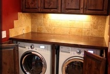 Laundry Room / Mud Room Design / Mud rooms and Laundry rooms that make it fun to get your chores done. #Colorado designed. JM Kitchen & Bath www.jmwoodworks.com (303) 688-8279 in Castle Rock or (303) 300-4400 in Denver Colorado.