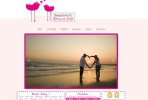 Birdy / Template undangan pernikahan online tema Birdy