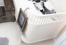Bebes y niños: ideas para el dormitorio / Deco y practico  / by Sylvia Martinez