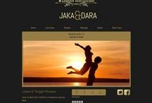 Golden / undangan pernikahan online tema golden, wedding invitation online, wedding site