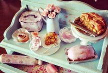 food miniatures / by Mónica Castillo