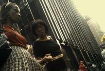 NY People 8 / Fotos tomadas con mi celular low fi Nokia E63