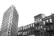NY Buildings 4 / Fotos tomadas con mi celular low fi Nokia E63