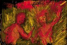 Ilustraciones para cine 3 / El Encuentro (1996-1999)
