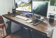Hobbyroom/workspace
