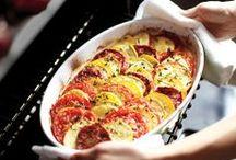 Veg. gratins & casseroles