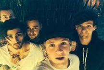 One Direction / by Alyssa Scott-Rich