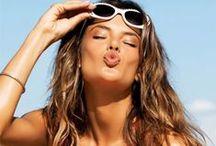 Sunshine / plavky, léto, dámská móda
