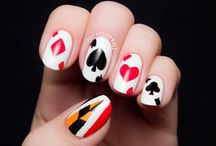 nails r us / nail art n color I love (only if I can get mine to grow)  / by mischy