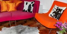 Interior Inspiration / Everything about the home. Inspirational ideas and themes for every room and the house.