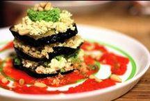 Veg. recipes with eggplants