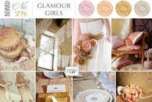Weddings / Color /  Styl / Svatba v barvách a stylu