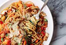 Vegetarian 'Noodles'