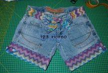 Cucito - Gonne e pantaloni / Una carrellata di #gonne e #pantaloni che ho cucito #sew