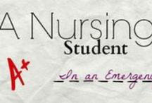 Nursing Student / Tips, Tricks, and Inspiration for the Nursing Student, for work and for life.