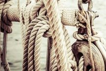 Lots of knots / Rope inspiration