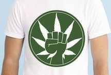Cannabis Men T-shirts
