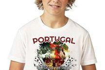 Euro 2016 Kids Tshirts