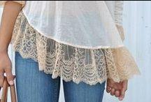 Idee Abiti Refashion / Idee e spunti su come fare il re-fashion di maglie, maglioni, gonne... raccolte da 123ricreo
