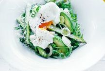 Veg. recipes with eggs