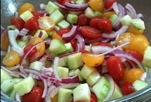 Salad Recipes -LEAP  / Simple salads that use MRT tested ingredients or can be easily modified.