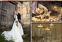 Rustic Wedding Ideas / Planning a rustic wedding? Here are some ideas to help! If you're looking for a venue, make sure to check out Cedar Creek. https://cedarcreekcenter.com/