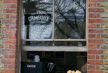 Restaurants, cafe, bars..